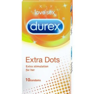 Durex Love Sex Extra Dots online condom shopping bd from goponjinish