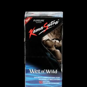 Kamasutr Wet n Wild online condom shopping bd from goponjinish