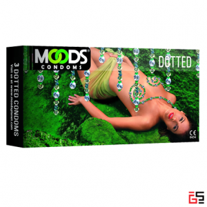 Moods Dotted Long Last online condom shopping bd from goponjinish