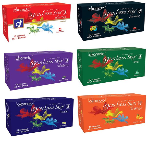 Skinless Skin Combo 6Pack online condom shopping bd from goponjinish