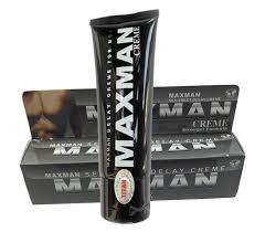 maxman cream gel